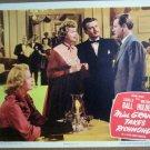 HH24 Miss Grant Takes Richmond LUCILLE BALL Lobby Card