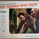 HM33 Trouble With Harry ALFRED HITCHCOCK '55 Lobby Card