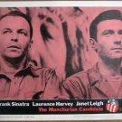 HD19 Manchurian Candidate FRANK SINATRA 1962 Lobby Card