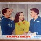 HV07 Anchors Aweigh FRANK SINATRA/GENE KELLY/KATHRYN GRAYSON  Lobby Card