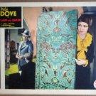 HS11 Lady Who Dared BILLIE DOVE Orig 1931 Lobby Card