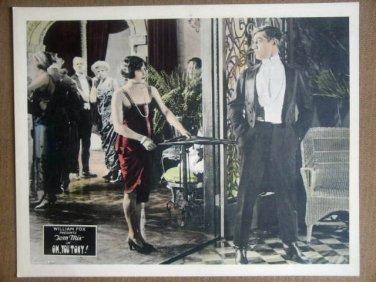 HS20 Oh, You Tony TOM MIX Original 1924 Lobby Card