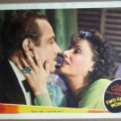 HT26 Two-Faced Woman GREAT GARBO/MELVYN DOUGLAS Portrait Lobby Card