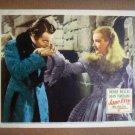 IB14 Jane Eyre ORSON WELLES/JOAN FONTAINE Original Lobby Card