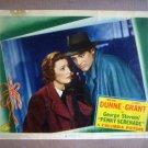 IB17 Penny Serenade CARY GRANT/IRENE DUNNE Original 1941 Lobby Card