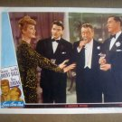 IB23 Lover Come Back LUCILLE BALL/GORGE BRENT Original 1946 Lobby Card