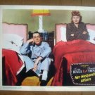 ID07 Her Husband's Affairs LUCILLE BALL/FRANCHOT TONE 1947  Lobby Card