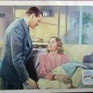 XY103 ALWAYS GOODBYE  Barbara Stanwyck/Herbert Marshall original 1937 lobby card