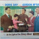 XY119 BY THE LIGHT OF THE SILVERY MOON Doris Day  original 1953 lobby card
