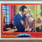 XY27 NAKED STREET Anthony Quinn  original 1955 lobby card