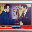 XY29 NAKED STREET Anthony Quinn  original 1955 lobby card