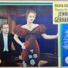 XY61 JENNIE GERHARDT  Sylvia Sidney   original 1933 lobby card