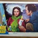 XY65  MADAME BOVARY  Jennifer Jones  original 1949 lobby card