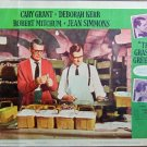XY99 GRASS IS GREENER   Cary Grant  original 1961 lobby card