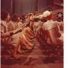 G.I. BLUES (1961) Elvis Presley rare orig color still taken by film crew GBL115