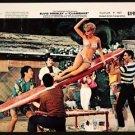 CLAMBAKE (1967) Elvis Presley 8X10 inch ORIGINAL color studio still CBK35