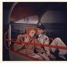 G.I. BLUES (1961) Elvis Presley rare orig color still taken by film crew GBL117