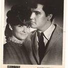 CLAMBAKE (1967) Elvis Presley 8X10 inch ORIGINAL UA-TV studio still CBK39