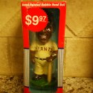 Officially Licensed Barry Bonds Hand Painted Bobble Dobble Bobble Head San Francisco Giants