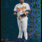 1998 Pinnacle Epix Moment Emerald #E24 Eddie Murray Print Run /30