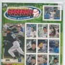 Merrick Mint Batters Box Colossal Series Stickers & cards Ichiro Alex Rodriguez Chipper Jones
