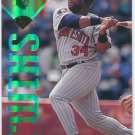 1995 Leaf Unmarked Sample Promo #183 - Kirby Puckett