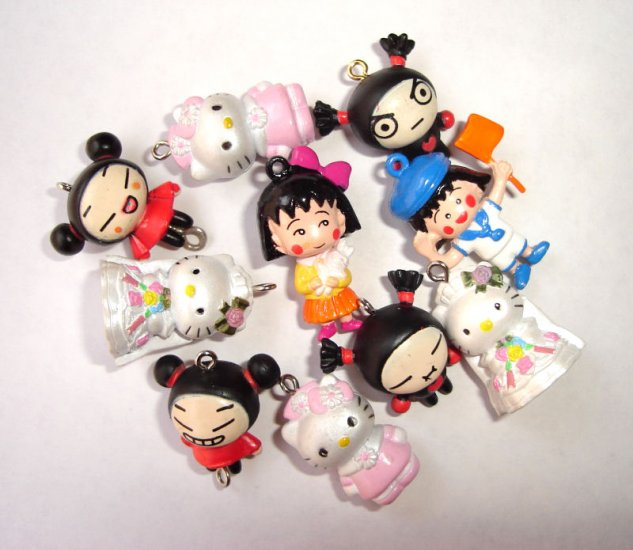 Free Shipping 10 pcs/lot  Cute Dolls