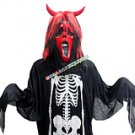 Free Shipping New Skull Ghost Halloween Costumes