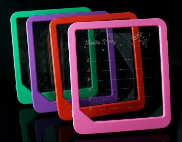 Free shipping---10 pcs/lot magic glow board Led message board ideal recognition award item