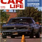 """1967 Camaro SS July 1967 Car Life Cover Ad Digitized & Re-mastered Poster Print 18"""" x 24"""""""