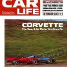 "1968 Corvette Stingray Ad Digitized & Re-mastered Poster Print Car Life Magazine Cover 18"" x 24"""