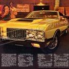 "1970 Oldsmobile 442 Ad Digitized & Re-mastered Print ""Engine Ernie's Bore & Stroke Shop"" 16"" x 24"""