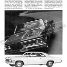 "1966 Chevelle SS Ad Digitized & Re-mastered Print ""More Than Just a Straight Line Machine"" 24"" x 32"""