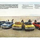 "1970 Chevelle Lineup Ad Digitized & Re-mastered Poster Print 24"" x 36"""