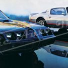 "1979 Pontiac Firebird Trans Am Ad Digitized & Re-mastered Poster Print ""Our Best Get Better"" 24""x66"""
