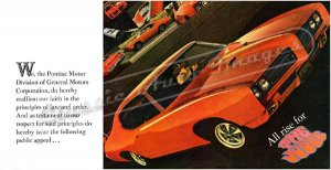 "1969 Pontiac GTO Judge Ad Digitized & Re-mastered Poster Print ""All Rise for the Judge"" 24"" x 50"""
