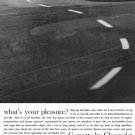"1961 Chevrolet Corvette Ad Digitized & Re-mastered Print ""Whats Your Pleasure"" 24"" x 36"""