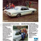 """1974 Plymouth Duster Ad Digitized & Re-mastered Print """"You Buy the Car""""  24"""" x 36"""""""