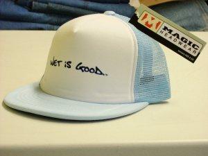 "Trucker Hat ""Wet is Good"" Wholesale Lot of 24"