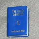 Langenscheidt's Little Webster English Dictionary - Little Book