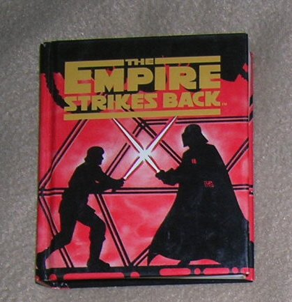 The Empire Strikes Back -  Chronicle Books