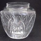 Cut Glass Saratoga candy jar  Lenox USA , bowl /vase /candle