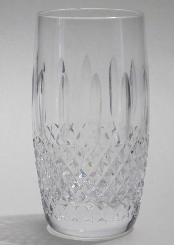 Signed Waterford CUT GLASS hiball Castlemaine