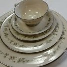Lenox Brookdale Fine China 5 piece setting