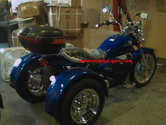 2008 Automatic Trike High Performance