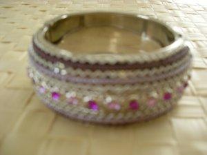 Purple ribbons