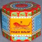Massage Tiger Balm Red – contains cassia oil for muscular aches,Thailand Free Shipping