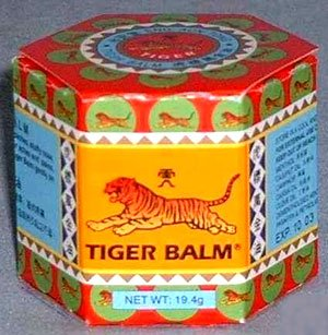 Massage Tiger Balm Red � contains cassia oil for muscular aches,Thailand Free Shipping