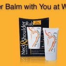 Tiger Balm Neck & Shoulder Rub ,Thailand Free Shipping