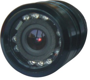 Car Rearview Camera With Night Vision & Water Proof